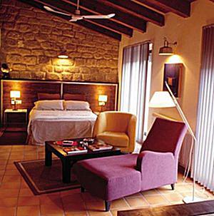 Habitacion-Hotel-La-Parada-del-Compte-Matarranya-concentrate